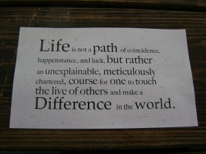 Life-is-a-not-path-quote